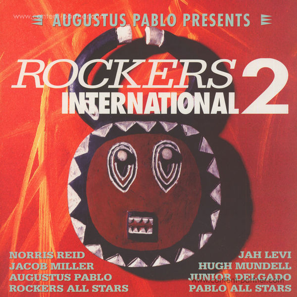 Augustus Pablo - Presents Rockers International Vol.2