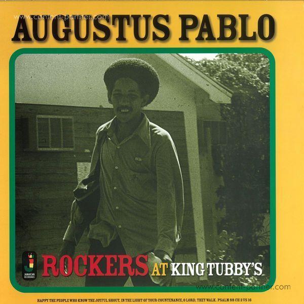 Augustus Pablo - Rockers At King's Tubbys (LP)