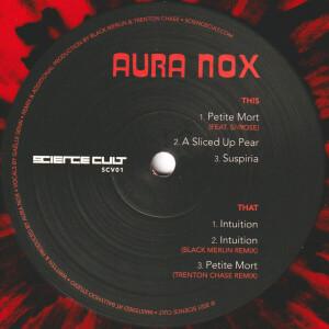 Aura Nox - Levana's Tears (feat. S//Rose, remixes by Black Me