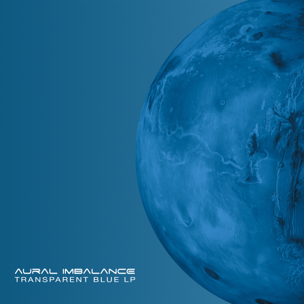 Aural Imbalance - Transparent Blue LP