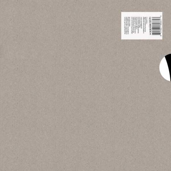 Autechre - LP5 (2LP+MP3) (Back)