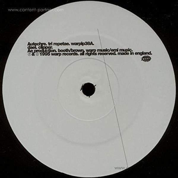 Autechre - Tri Repetae (2LP+MP3) (Back)