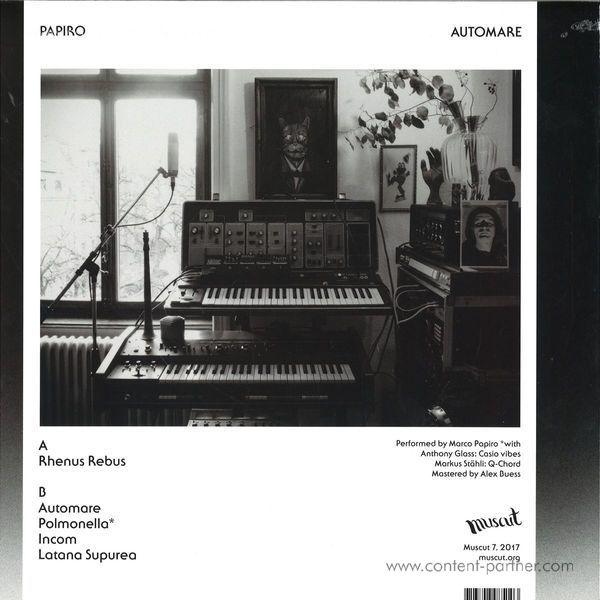 Automare - Papiro (Back)