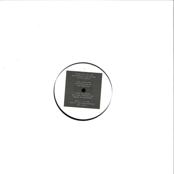 Autre - LA Funk b/w Wig Teleportation (Back)
