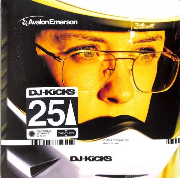 Avalon Emerson - DJ Kicks (2LP)
