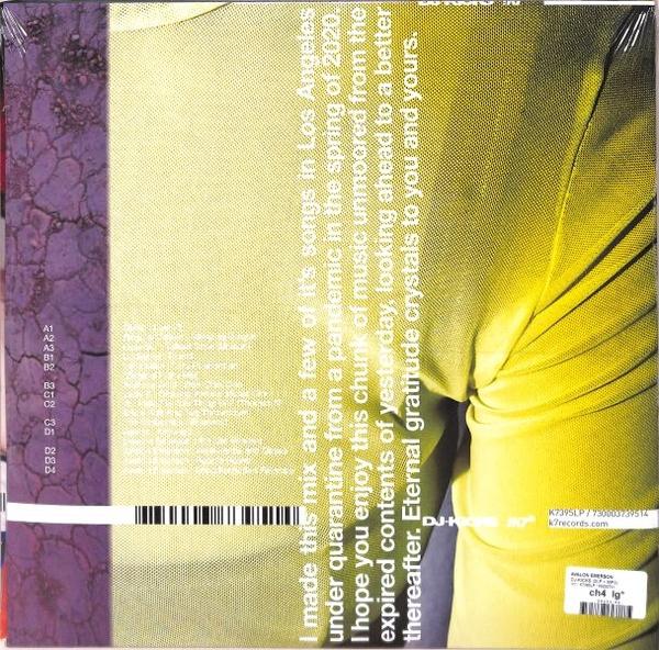 Avalon Emerson - DJ Kicks (2LP) (Back)
