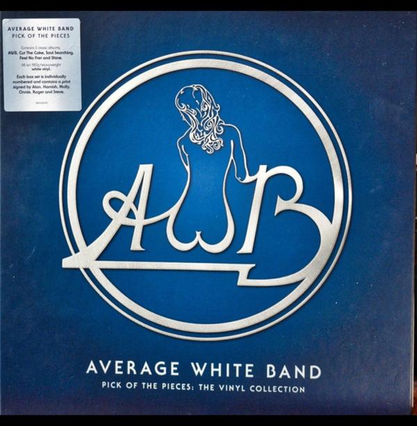 Average White Band - Vinyl Collection (180g 5LP Box white vinyl)
