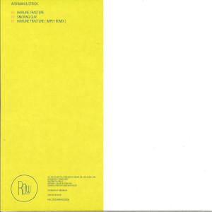 Avernian & Strick - Hairline Fracture EP (Back)