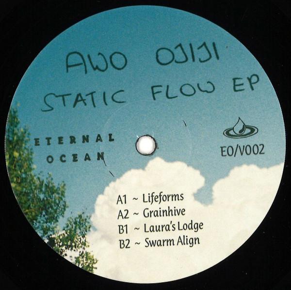 Awo Ojiji - Static Flow EP (Back)