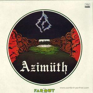 Azymuth - Azimüth (Ltd. Repress) 1 per Customer