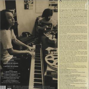 Azymuth - Demos (1973-75) Vol.2 (180g LP+MP3) (Back)