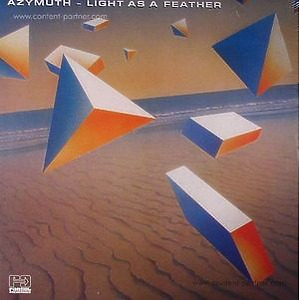 Azymuth - Light As A Feather (Reissue, Remastered)