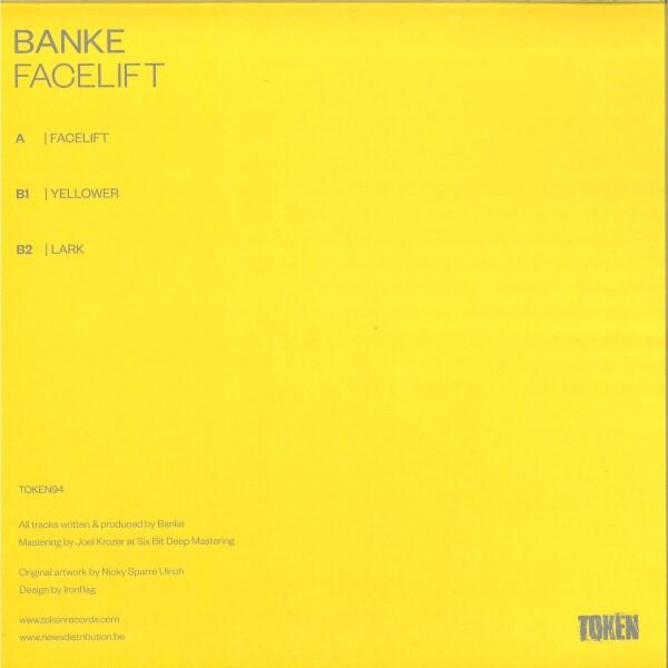 BANKE - FACELIFT (Back)