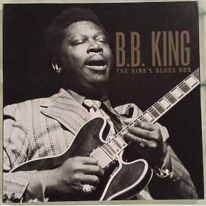 B.B. King - The King's Blues Box (3LP)