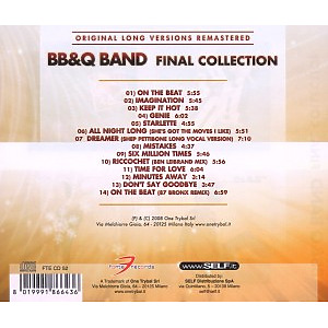 BB &Q Band - Final Collection (Back)
