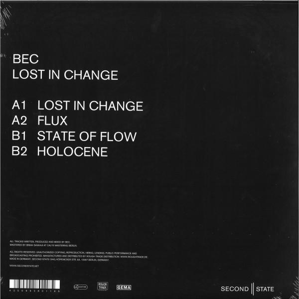 BEC - Lost in Change (Back)
