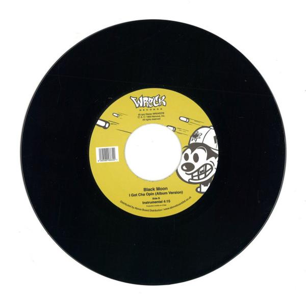 BLACK MOON - I Got Cha Opin (Album Version)