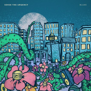 BLUKE - Sense The Urgency (2LP)