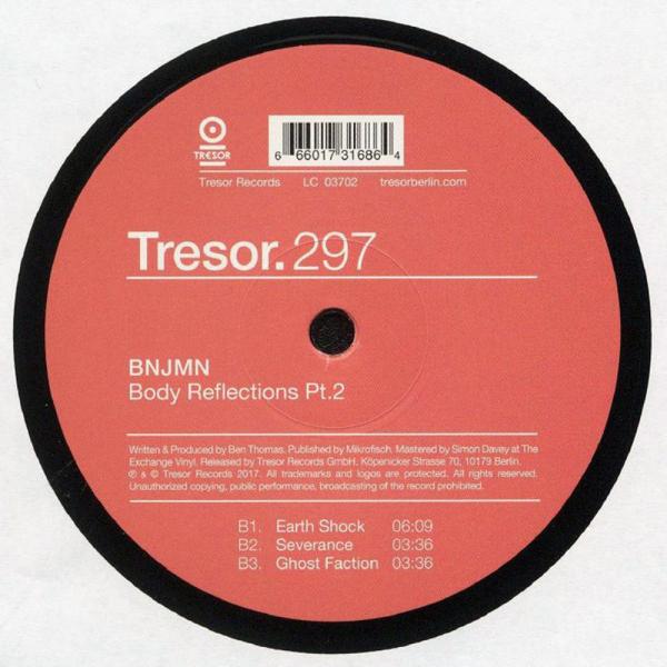 BNJMN - Body Reflections Pt.2 (Back)