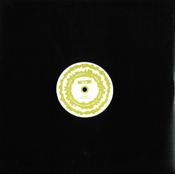 BOA - BOA w/ Mosca Remix (Back)