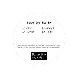 BORDER ONE - HOST EP
