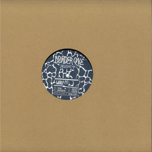 BORDER ONE - INSIGHT EP (Back)