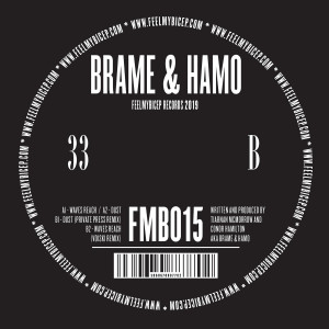 BRAME & HAMO - WAVES REACH (Private Press / Voiski Remixes)