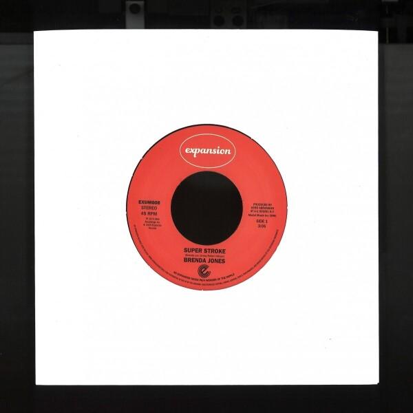 BRENDA JONES - SUPER STROKE / BIG (Back)