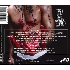B-Tight - Neger,Neger X (Premium Edition) (Back)