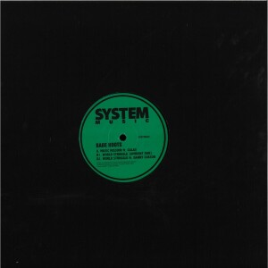Babe Roots - SYSTM032 (Back)