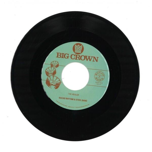 Bacao Rhythm & Steel Band - My Jamaican Dub / The Healer (7