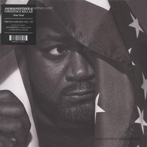 BadBadNotGood ft Ghostface Killah - Sour Soul LP
