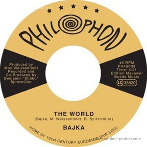 Bajka - The World / Invisible Joy (7