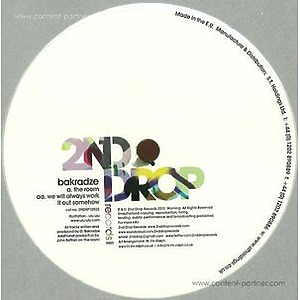 Bakradze - The Room / We Will Always Work It Out S