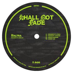Baltra - Dreaming of a Disco EP
