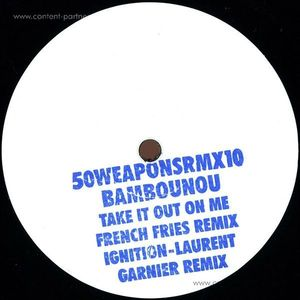 Bambounou - French Fries & Garnier Remixes