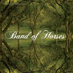 Band Of Horses - Everything All The Time (Ltd. Red Vinyl Repress)