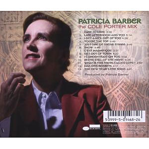 Barber,Patricia - The Cole Porter Mix (Back)