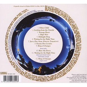Barclay James Harvest - Ring Of Changes (Expanded+Remastered) (Back)