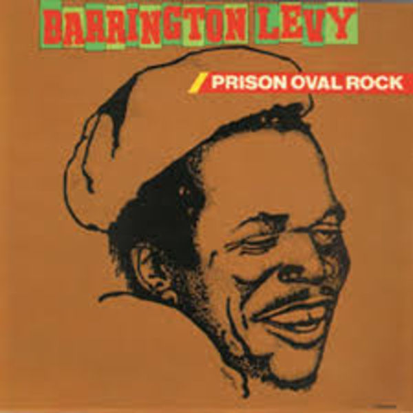 Barrington Levy - Prison Oval Rock (LP)