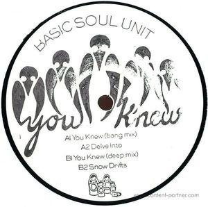 Basic Soul Unit - You Knew EP