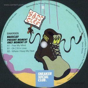 Bass Clef - Free My Mind Ep