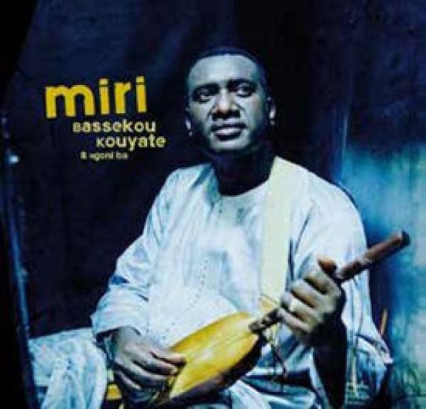 Bassekou Kouyate & Ngoni Ba - Miri (LP)