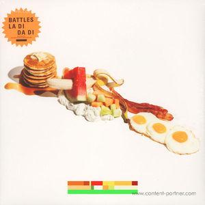 Battles - La Di Da Di (2LP+MP3/Gatefold/Poster)