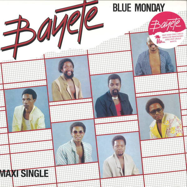 Bayete - Blue Monday