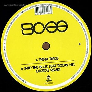 Bcee - Think Twice / Into The Blue Feat. Rock