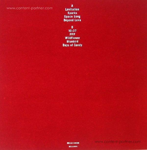 Beach House - Depression Cherry (LP + CD) (Back)