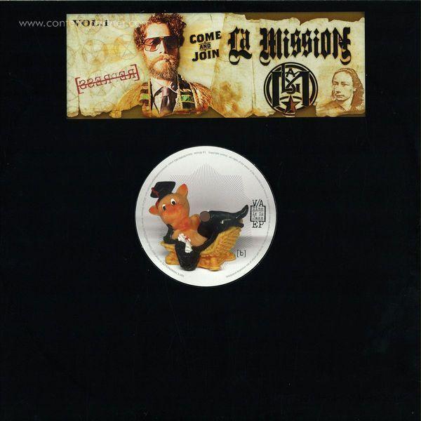 Beaner / Skirtchaser / Khrom Ju - Time Is Up Jazz EP