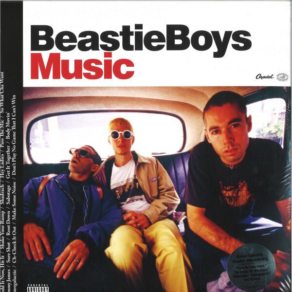 Beastie Boys - Hello Nasty (180g 2LP Repress)