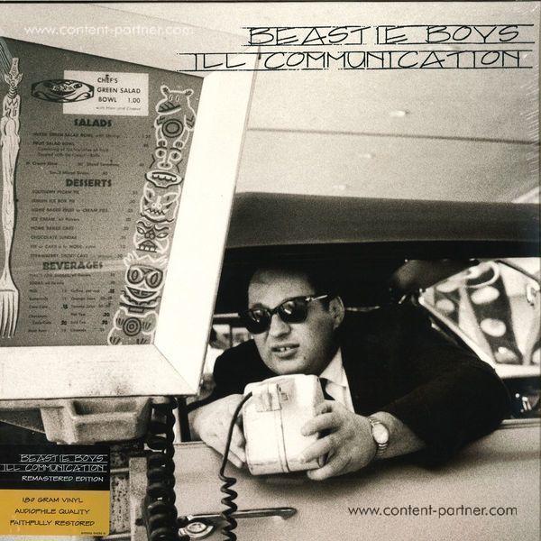 Beastie Boys - Ill Communication (2LP)